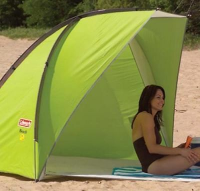 Coleman Sun Shade Shelter Beach Canopy Outdoors Camping Portable Ins