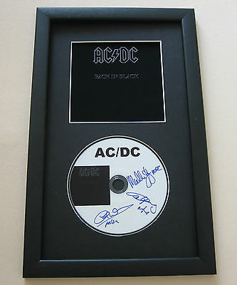 AC/DC Black Ice HIGH VOLTAGE Back In Black BLOW UP YOUR VIDEO CD Presentation