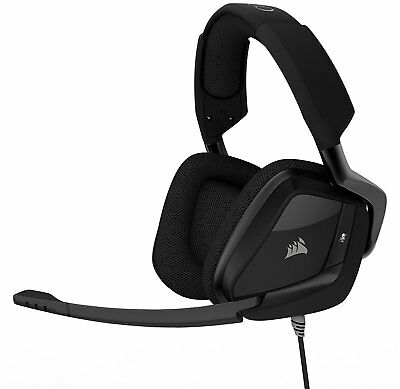 Corsair Headset PRO GAMING VOIDPRO Surround Premium Carbon - CA-9011156-EU