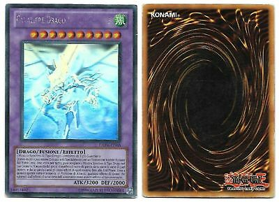 Yu-Gi-Oh! Cavaliere Drago Draco-Equiste Drev-It038 Ghost The Real_Deal Shop