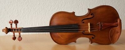 """Very old labelled Vintage violin """"Marcus Stainer 1648"""" fiddle 小提琴 ヴァイオリン Geige"""