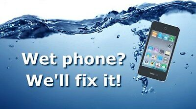 water damage repair service iphones, androids, tablets