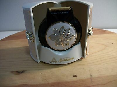 Vintage Lady Sunbeam Deluxe Shavemaster LS3 - Electric Shaver With Case