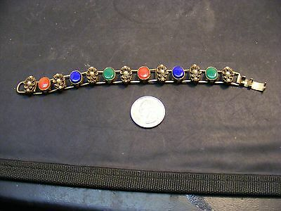 antique art deco bracelet