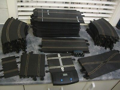 Huge Scalextric Track Lot