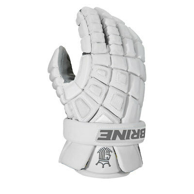 """Brine Clutch Elite Lacrosse Gloves XL Extra Large 14"""" inch 33% off retail! NEW!"""