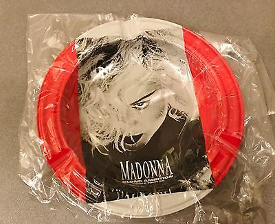 Madonna Blond Ambition Tour 1990 Boy Toy Official Ashtray Japan Sealed Brand New