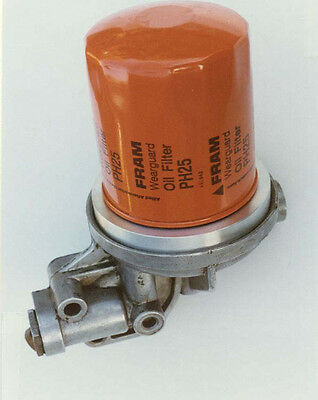 Oil Filter Adapter : Olds Buick Pontiac GMC 49 50 51 52 53 54 55 56 57 58 59