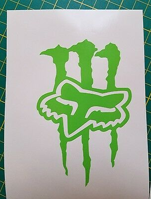 monster decal