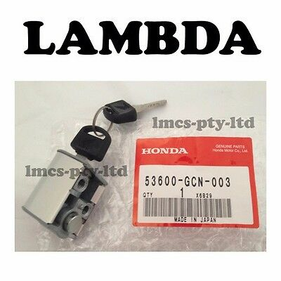 Steering Head Lock GENUINE HONDA for Honda CT110 Postie Bikes