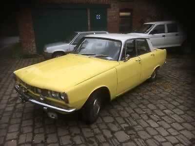 1969 ROVER 2000 AUTOMATIC P6 31000 miles