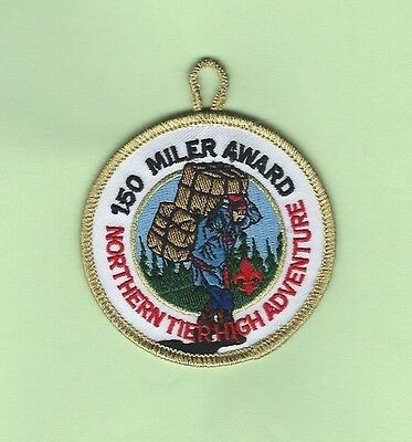 Northern Tier - 150 Miler Award Patch