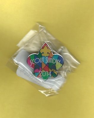 2014 Bsa Scout Sunday Pin