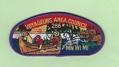 Voyageurs Area Council Csp
