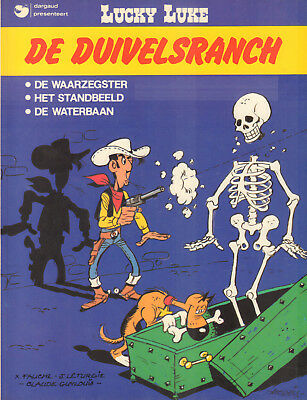 Lucky Luke 26 - De Duivelsranch