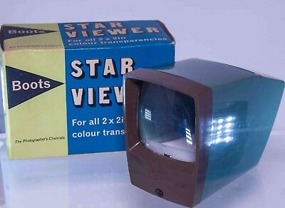 boots star viewer for 35mm slides