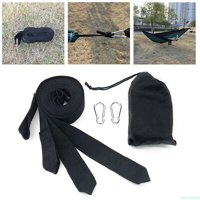 Double Person Hammock with Mosquito Net Outdoor Travel Camping Picnic Practical