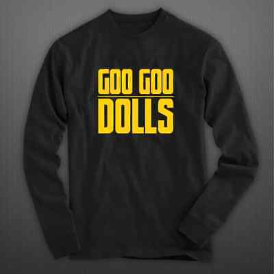 Goo Goo Dolls Rock Band Unisex Long Sleeve
