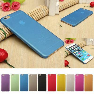 50 X Ultra Slim Thin Matte Frosted Cases for iPhone 8 Wholesale Bulk Buy Job Lot