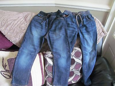 two pairs of boys next jeans age 6