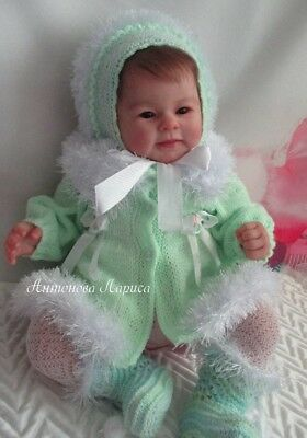 """Very nice outfit """"First snow 2 """" includes of 4 items ( outfit only!)"""
