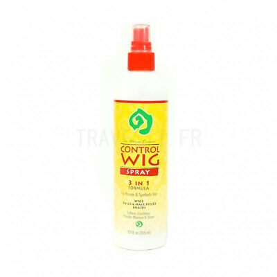 African Essence – Soin en spray pour perruques Control Wig Spray