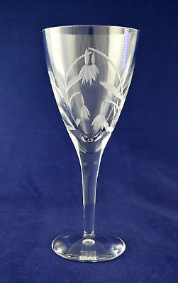 "Edinburgh Crystal ""TAIN"" Wine Glass – 20.5cms (8″) Tall"