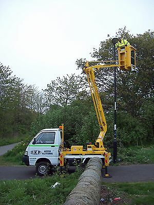 Cherry Picker / Access Platform.  For Hire