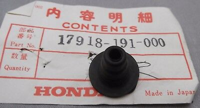 Genuine Honda NC50 NU50 Express Throttle Cable Joint Box Grommet 17918-191-000