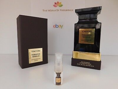 Decant 2ml Tom Ford Tobacco Vanille / The Best Price Guaranteed! Fast Shipping!