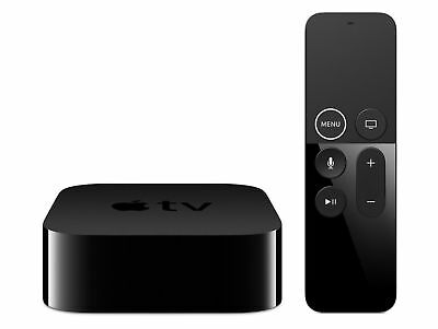 Apple TV 4K, 32 GB, 2017