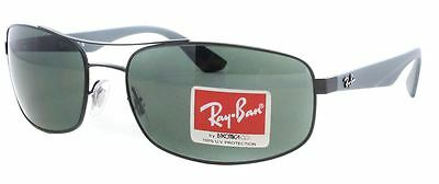 Genuine RAY-BAN 3527 Replacement Lenses - 61mm G-15 Polycarbonate