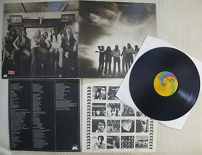 Geronimo Black  (Mothers Of Invention) s/t 1972 1st UNI Records 73132 PROMO MINT
