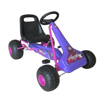 Kids Angel Go Kart Childrens Outdoor Ride On Pedal Go-Kart, Only at Toys R Us