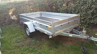 motorcycle trailer max mass 750kg purchased from paul trailers thetford.