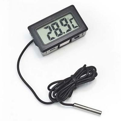 UK -50~+110°C LCD Digital Thermometer for Refrigerator Cars Temperature Freezer