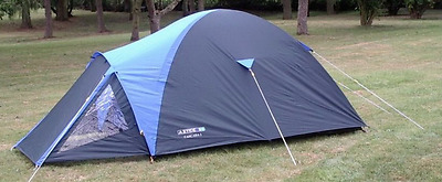 Aztec Cascada 3 Man / Berth / Person Tent ! ! ! Brand New ! ! ! !