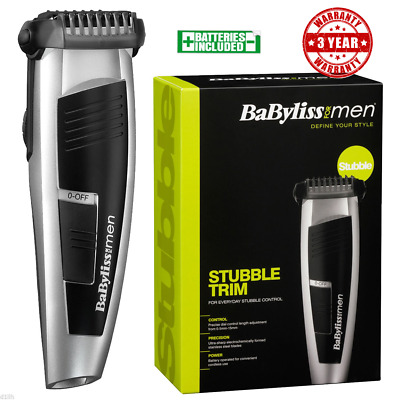BaByliss 7848U Stubble Trimmer Shaver Hair removal  for Men Fast & Free Postage