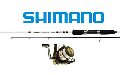 Shimano Vengeance 240H BX Sea Bass 8ft rod and Hyperloop 4000 Front Drag Reel