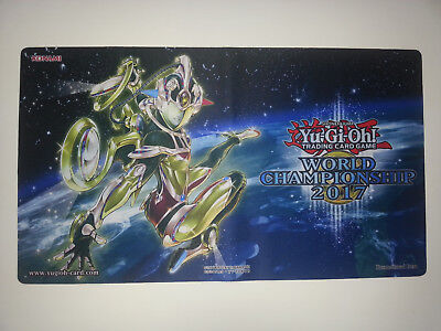 Tapis Playmat Yu-Gi-Oh  World Championship Celebration