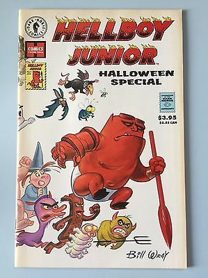 Hellboy Junior Halloween Special #1 1st Print Mike Mignola