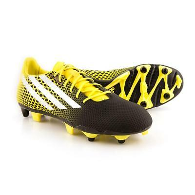 ADIDAS CRAZYQUICK  MALICE SG MEN'S RUGBY BOOTS.NEW!-Sizes: 9.5 USA