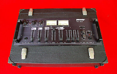 Mischpult Power MPK 703C analog mixer in original Shure Hardcase - 80er vintage