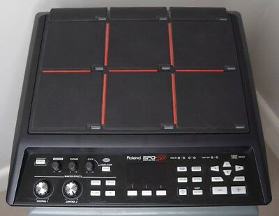 Roland SPD-SX Sampling Pad - Used Once!