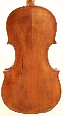 old violin 4/4 geige viola cello fiddle label O. BISCHOFBERGER