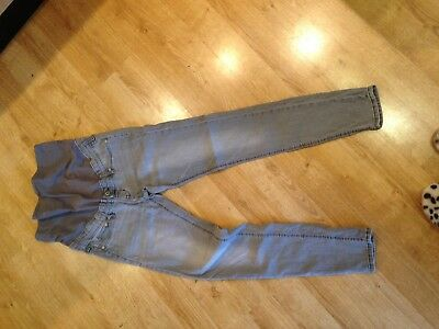 Size 14 Over Bump Maternity Jeans