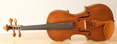 "Very old labelled Vintage violin ""Stefano Scarampella"" fiddle 小提琴 ヴァイオリン Geige"