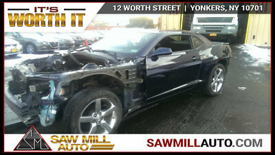 2011 Chevrolet Camaro THEFT RECOVERY SHELL GREAT BUY.!!!
