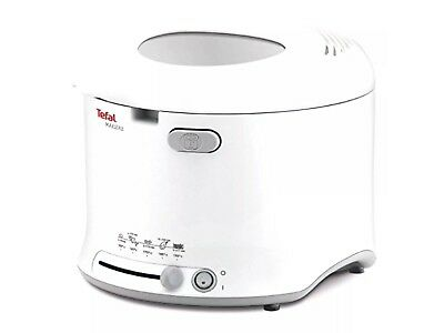 Tefal Maxifry White Electric Deep Fat Chip Fryer - 1KG FF123140