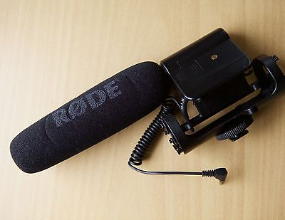 RØDE Camera and Audio VideoMic